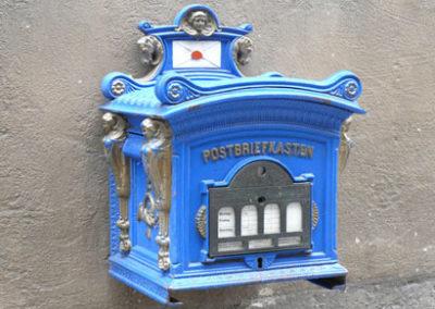 Stadtteilspaziergang in Bornstedt und Umgebung